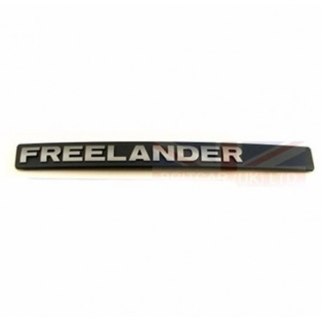 Buy Land Rover Freelander badge genuine part DAH500030LPO