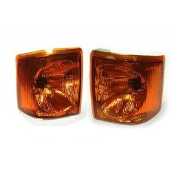 LAND ROVER DISCOVERY 1 94-99 FRONT INDICATOR LAMP SET XBD100760 AND XBD100770