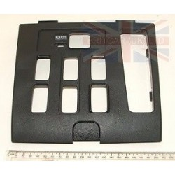 Land Rover / Range Rover P38 - window switch panel right hand drive AWR1081