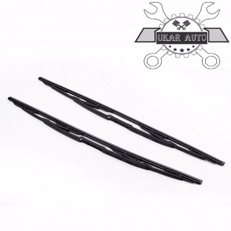 Buy Land Rover Discovery 2 1998-2004 wiper blade 21 inch front set x2 DKC100960
