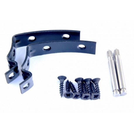 Buy Audi A4 / S4 / RS4 / B6 / B7 / 8E Glove Box Lid Hinge Snapped Repair Kit Fix 8E2857035