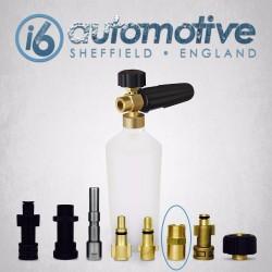 Buy Karcher K HD solid brass snow foam lance adapter shipped from UK