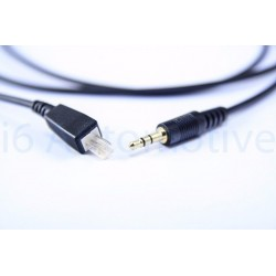 BMW AUX Cable Input for Ipods, mobiles etc E46/E39/E53 with Widescreen Monitors