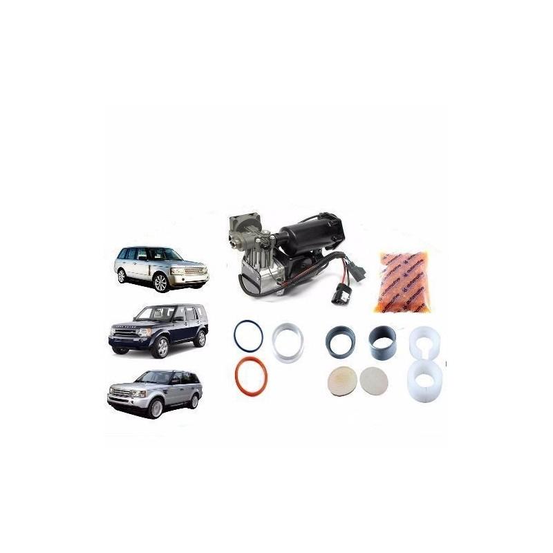 Air suspension compressor EAS piston seal ring repair kit for Hitachi compressors