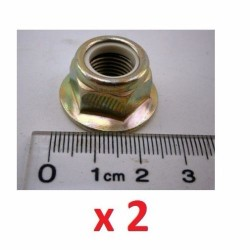 Buy Land Rover Discovery 2 set of two track rod end nuts part ANR1000