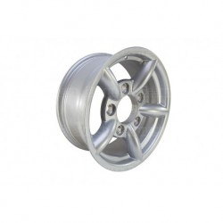 Buy 16'' Silver Challenger Alloy Wheel Part BA015L