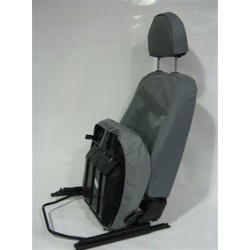 Buy Seat Covers W/Proof 3rd Row Part BA6135