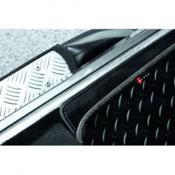 Buy Front/Rear Mats HD 90 Black Part BA8816