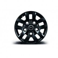 Buy Wheels 16 Black x4 Part BA8821