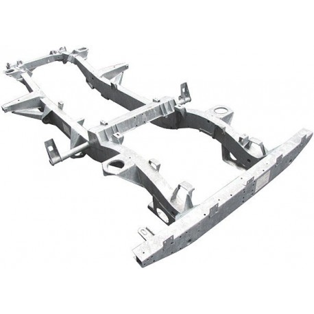 Chassis Complete Galv 90 TD5 Part KVD100330M