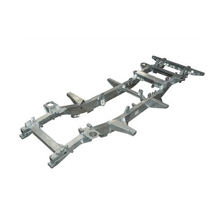 Chassis Complete Galv 110 TD5 Part KVD100370M