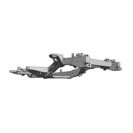 Chassis Comp Galv 110 200 Part NTC7843M