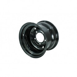 Buy 15'' x 10 Black Modular Steel Wheel Part BA014D