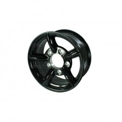 Buy 16'' Black Challenger Alloy Wheel Part BA015K