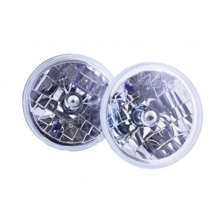 "7"" Crystal Headlamp Conversion Kit Part BA070C"