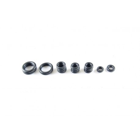 Buy Mercedes Benz SL500 Hydraulic Top Cylinder Repair Kit R129 Roof Seals