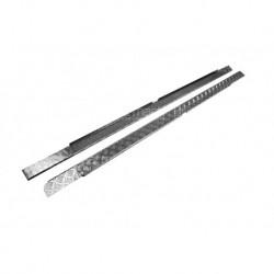 2mm Aluminium Sill Protector Part BA127D