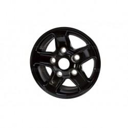 16'' x 7 Black Boost Alloy Wheel Part BA3455
