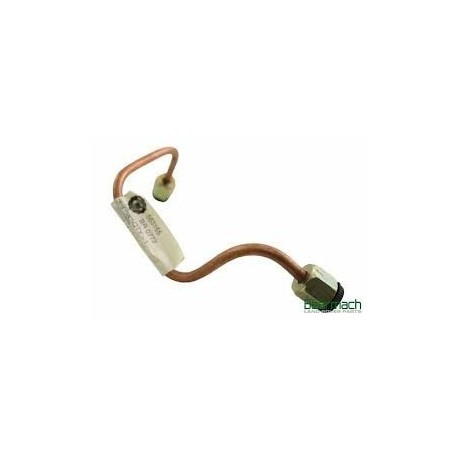563165 No.1 Diesel Injector Pipe Land Rover Series 2//2a//3 2.25