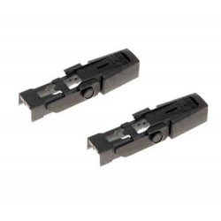 Buy Land Rover / Range Rover L322/Discovery 2 genuine front wiper blade clip set DKW100020