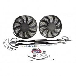 2x12'' Electric Fan Kit Part BA3931