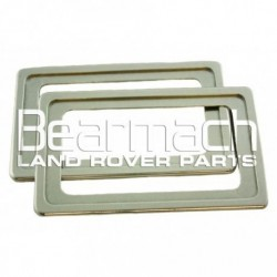 Aluminium Door Handle Surround Set Part BA2710