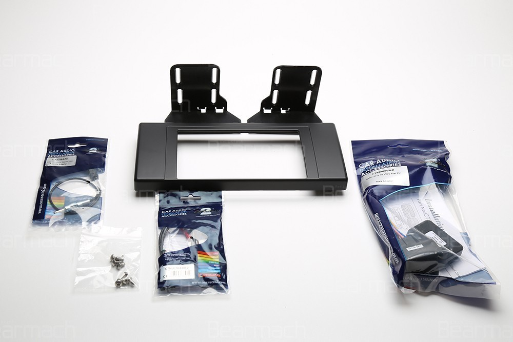 Range Rover L322 Double DIN Stereo Installation Kit Part