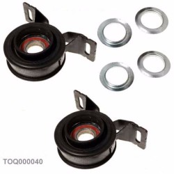 LANDROVER FREELANDER 99-06 DRIVESHAFT SUPPORT BEARING CARDAN 4 CYL x2 TOQ000040