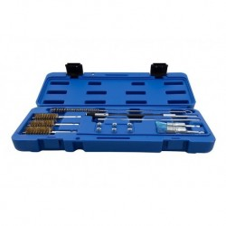 Buy 14pc Diesel Injector Seat Cleaner Set Part BA4977