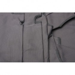 2nd Row Grey Seat Covers Part BA6302