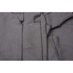 2nd Row Grey Seat Covers Part BA6307