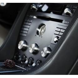 Buy Aston Martin DB9 Vantage Heater Control Knobs Metal Alloy Upgrade Centre Console
