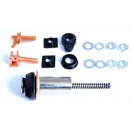 Buy Land Rover Discovery TD5 2.5 Diesel Full Denso Solenoid Starter Motor Repair Kit
