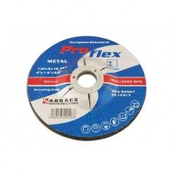 Buy Abracs Metal Grinding Discs 100mm x 6.0mm Pack 10 Part 32190