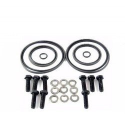 Buy Twin double dual seals repair / upgrade kit for BMW M52TU / M54 / M56 Viton PTFE