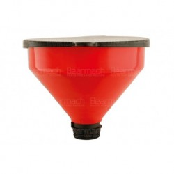 Buy 250mm Oil Drum Funnel With Grill Part 5424