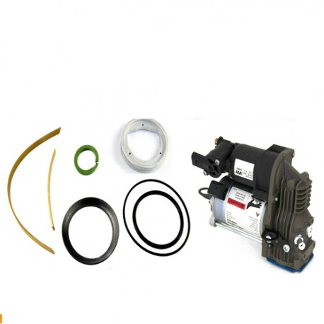 Buy BMW X6 E72 Air Suspension Compressor Original AMK repair kit