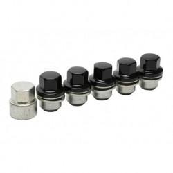 Buy Black Locking Wheel Nuts (set of 4) Part BA017CB