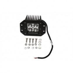 Bearmach LED 3'' Flush Fit Square Work Light Part BA7231