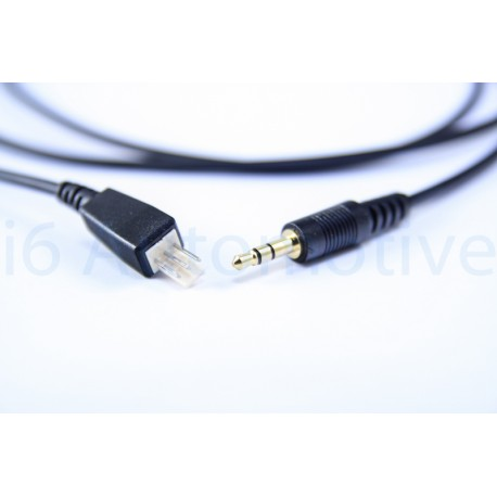 Buy BMW aux Cable Input for Ipods, mobiles etc E46 / E39 / E53 with Widescreen Monitors