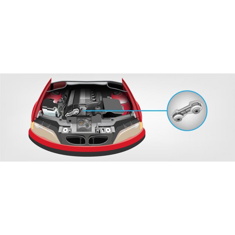 Buy BMW Single Vanos Repair Upgrade Rebuild Kit - E36 E39 E39 Z3 - M