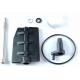 BMW DISA Valve/Intake Adjuster Unit Aluminium Repair Kit M54 2.2 or 2.5