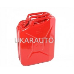 Buy WAVIAN 20L Steel Jerry Can Red Part JC0020RV