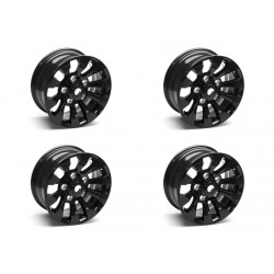 Buy 16'' Black Sawtooth Alloy Wheel Part LR025862