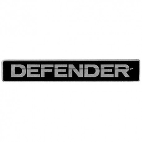 Buy Land Rover Defender 90 / 110 / 130 grill decal badge genuine part BTR1045