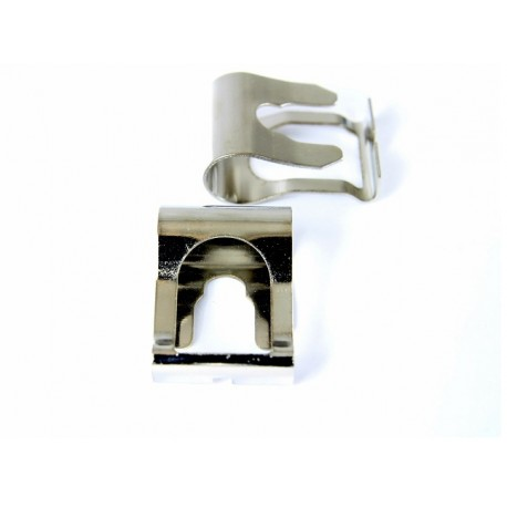 Buy x2 Chrome VW Bora / Beetle / Golf / Lupo / Passat wiper motor repair clip kit