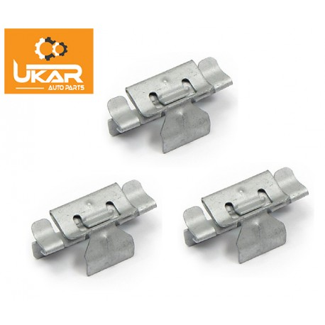 Buy Discovery 2 99-04 Windscreen Finisher Pillar Trim Clip Set of 3 Genuine AWR4426