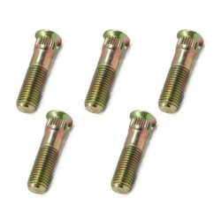 Land Rover Freelander 1 Set of 5 Wheel Nuts Studs 96-06 Part CLP9037L