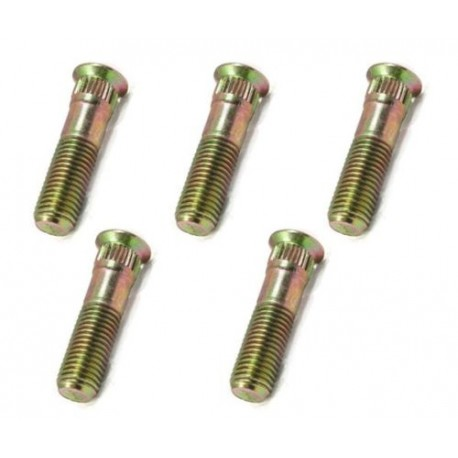 Buy Land Rover Freelander 1 - Set of 5 wheel nuts studs 1996-2006 part CLP9037L