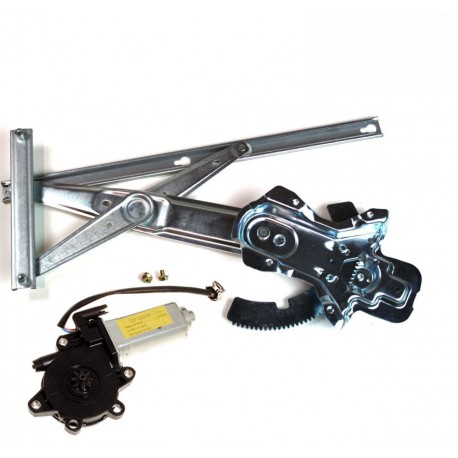 Buy Land Rover Discovery 1,2/Range Rover Classic front RH side window regulator mechanism & motor CUR100440 LR006373